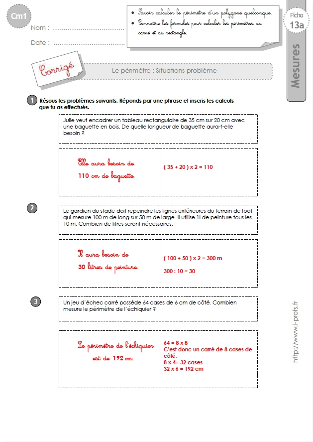Sayten exercice francais ce2 images soustraction en for Exercice multiplication cm1