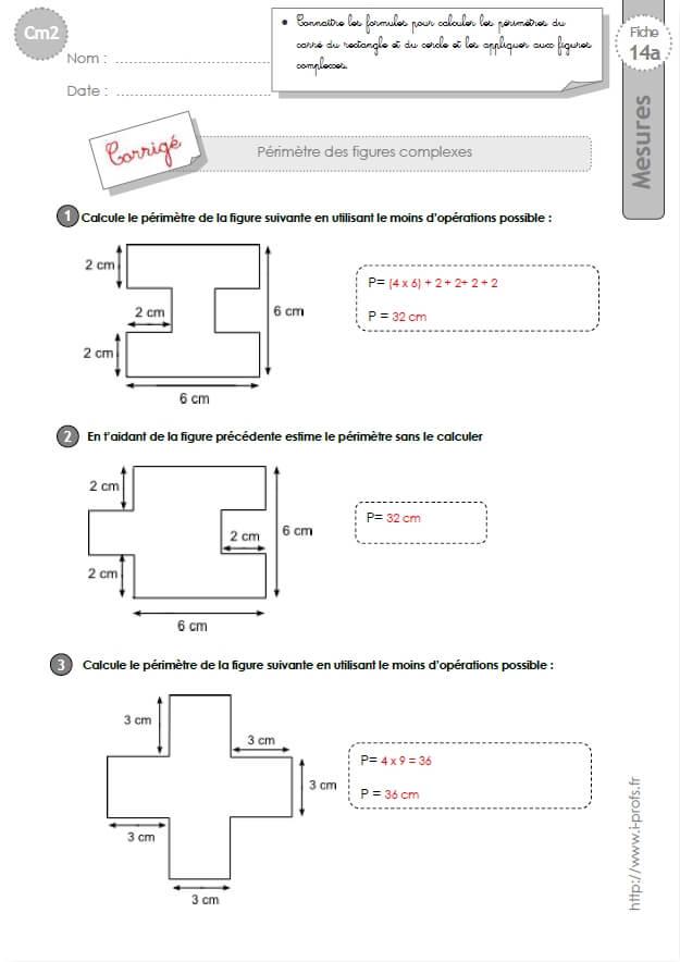 Exercice exercices mesures de masses ce2 ateliers pour les enfants de maternelle et d 39 ge - Calculer des metre carre ...